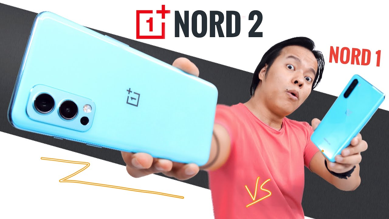 Oneplus Nord 2 Unboxing & Comparison with Nord : Shocking😳