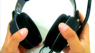 CM Storm Ceres 400 Gaming Headset Overview