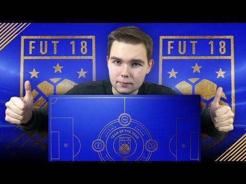 FIFA 18 | WYBIERAMY DRUŻYNĘ ROKU!