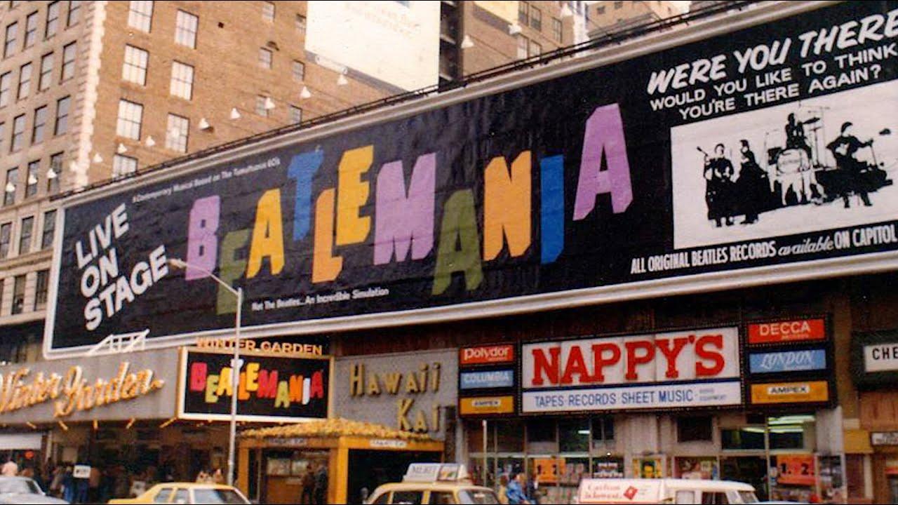 Beatlemania - Old Show Queens