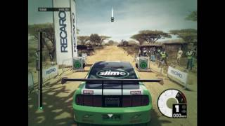 DiRT 3 Multiplayer Gameplay No Assists