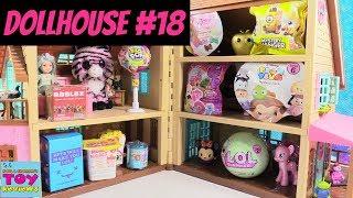 Blind Bag Puppenhaus #18 Unboxing LOL Überraschung Pikmi Pops Disney Roblox Spielzeug | PSToyBewertungen