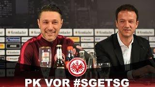 Niko Kovac: Warum wir uns für Eintracht Frankfurt entschieden haben