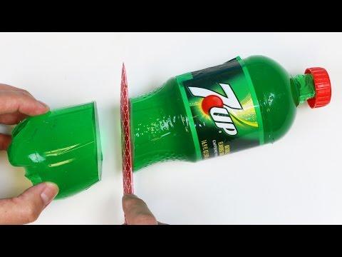 How to Make 7 Up GUMMY BOTTLE!