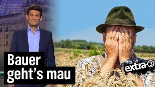 Bauern leiden unter Preiskampf