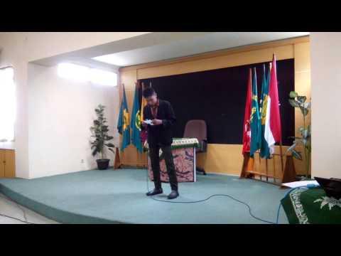 PC IMM Djazman Al Kindi Jogja, Puisi oleh Adi PK UCY