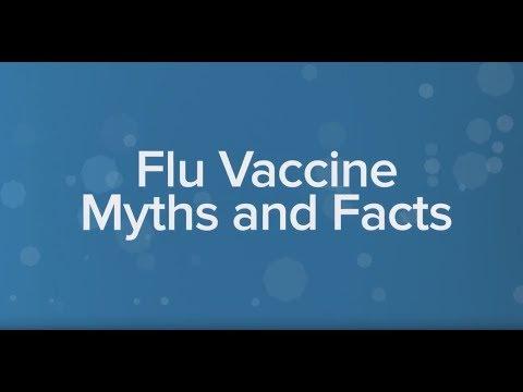 Flu Vaccine: Myths and Facts | UCLA Health