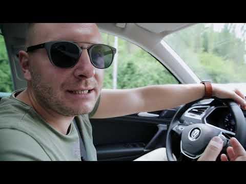 Volkswagen Tiguan 2018 обзор Сергея Берлизова