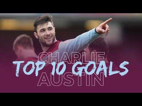 TOP 10 GOALS | Charlie Austin