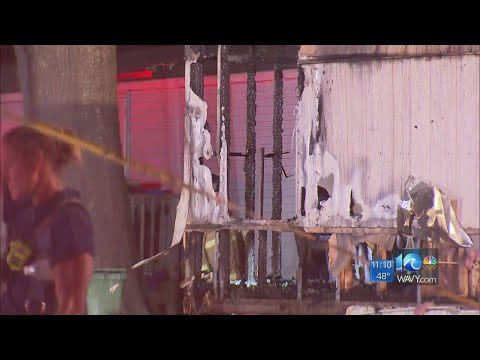 Memorial set for man killed after mobile home fire in Virginia Beach