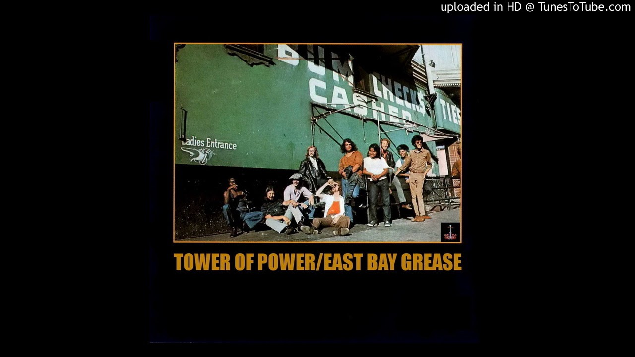 TOWER OF POWER - sparkling in the sand