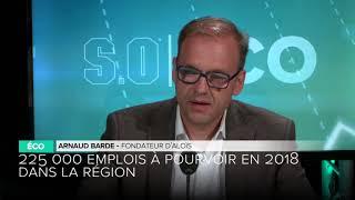 SO Eco - Quels sont les secteurs qui embauchent dans la région ?
