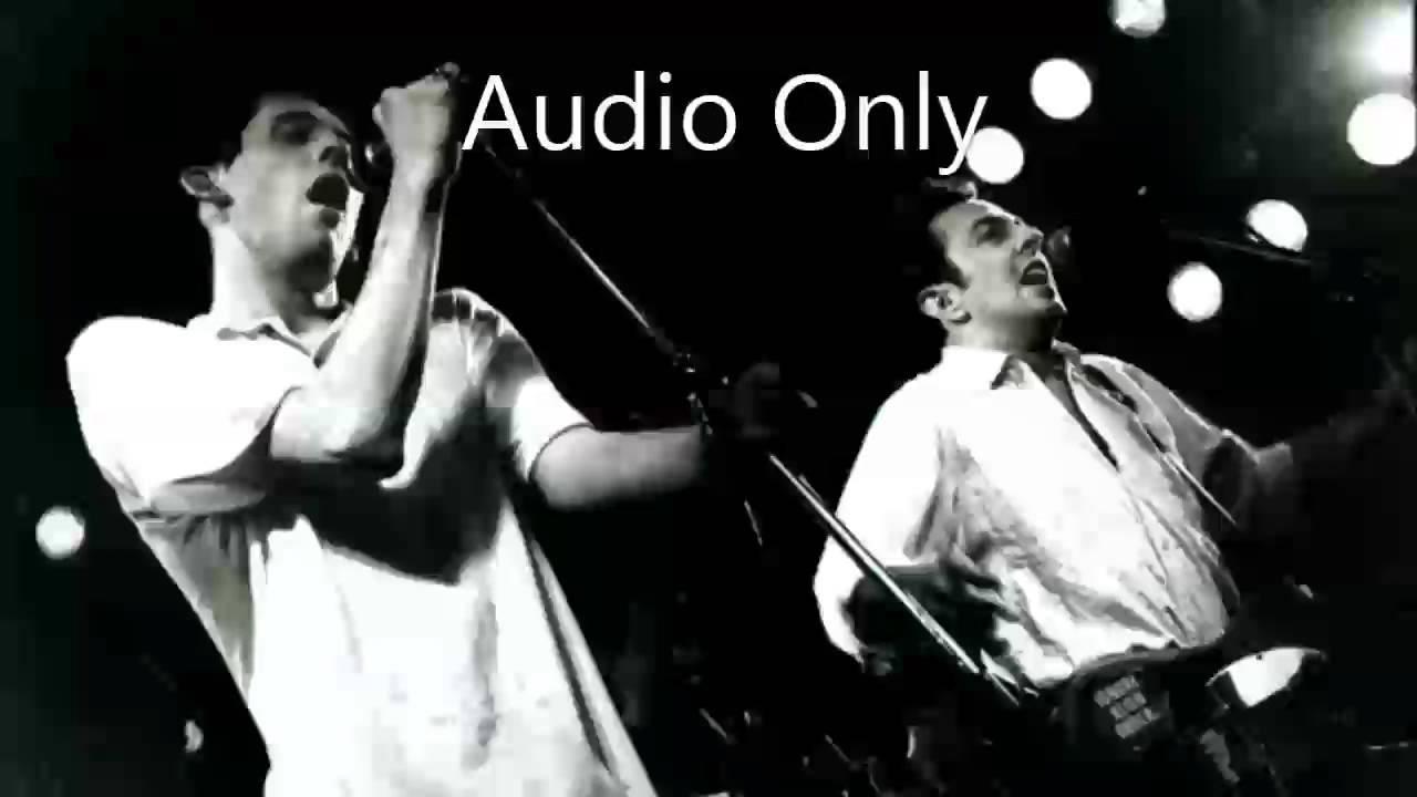 The Pogues with Joe Strummer - 3 Tracks Live at T & C 1991 ...