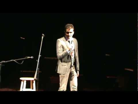 Yaz Jabr - Stand up Comedy (Thunder Mountain High School Talent Show, 2012)