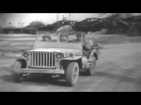 7th U.S. Army footage