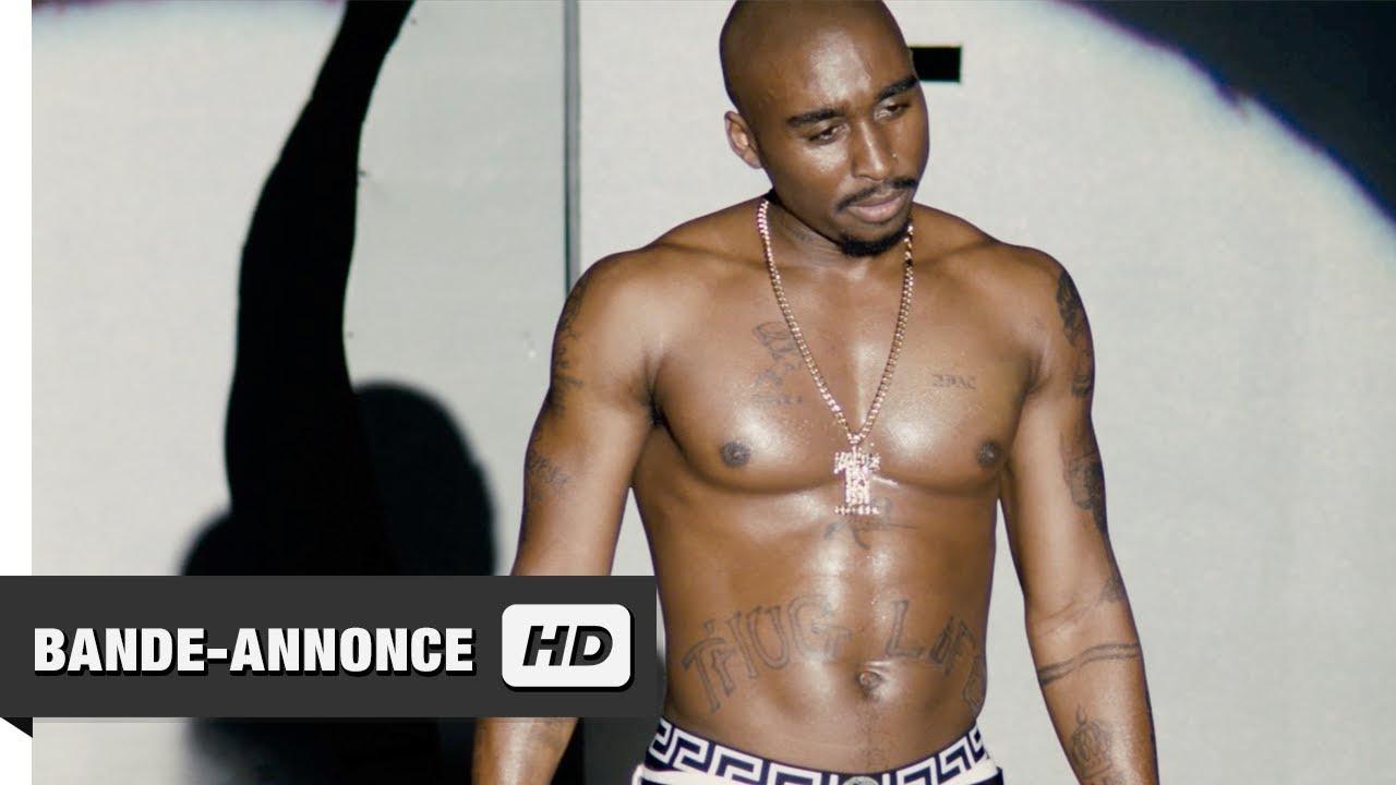 All Eyez On Me : L'histoire de Tupac Shakur - Bande-annonce (2017)