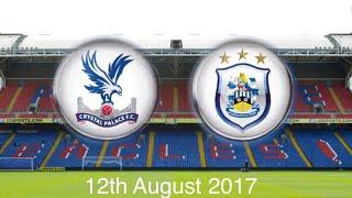 Crystal Palace v Huddersfield Town Vlog 17/18
