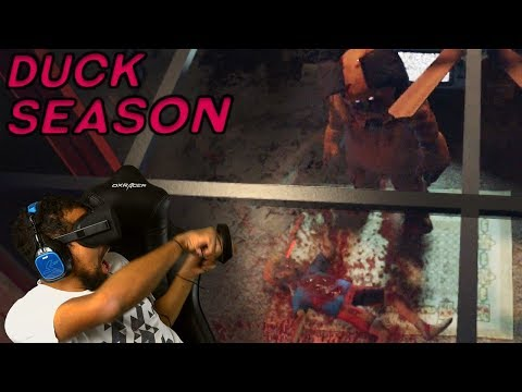 "THAT TOOK A REAL TURN FOR THE WORST!! | Duck Season | ""Dead"" Ending"