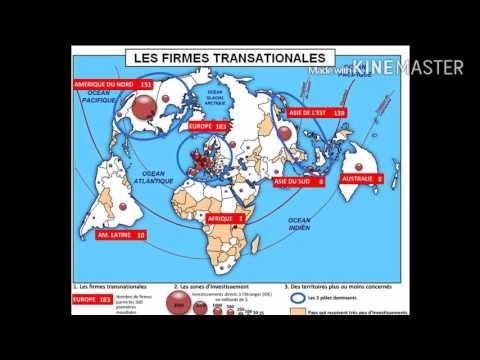Acteurs, flux, reseaux de la mondialisation - Daylimovies