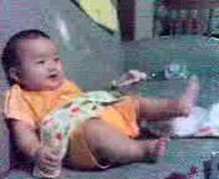 Baby Miyuki Angela