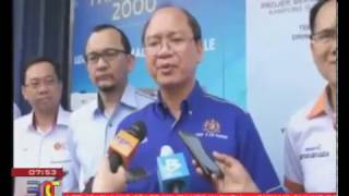MTDC MSI MOSTI :Over 1,000 Residents Benefit From Kampung Rumindako Water Supply Project