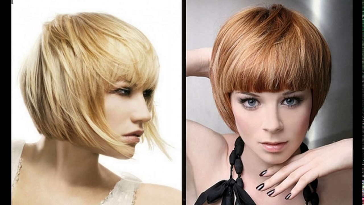 Vidal Sassoon Short Haircuts Youtube