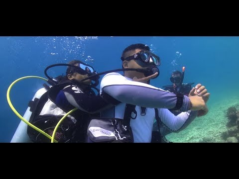 Rescue Diver Camp
