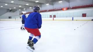 Pre-Game Hockey Warmup