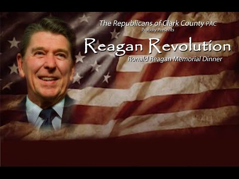 Republicans of Clark County Reagan Birthday Dinner