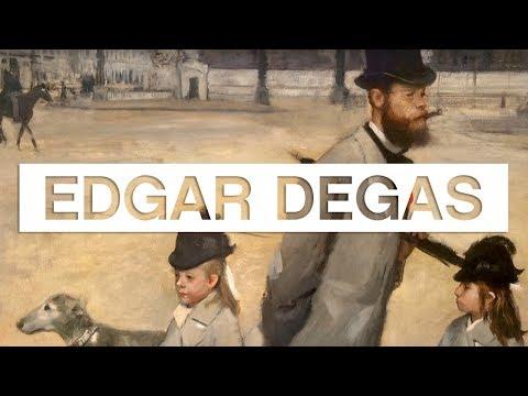 Les grands maîtres de la peinture: Degas - Toute L'Histoire