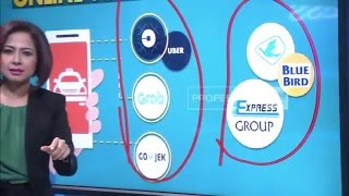 Semakin Panas: Uber vs Gojek; Transportasi Online vs Konvensional