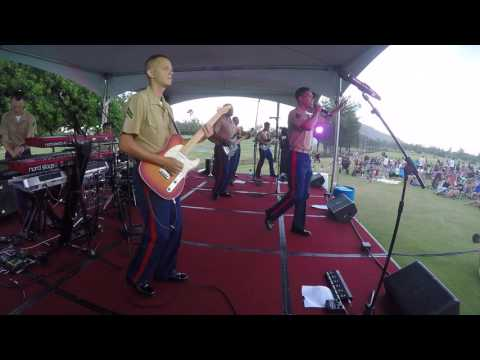 Marine Corps Forces Pacific Island Band 2/3
