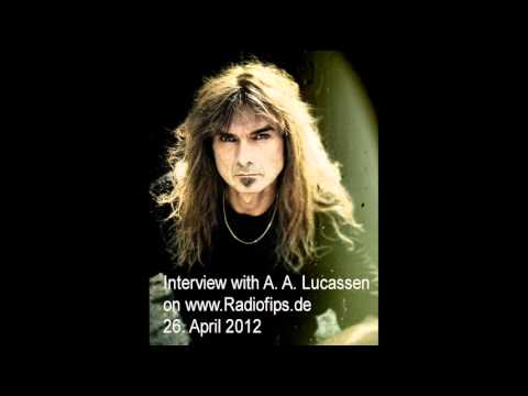 Arjen Lucassen Interview live on www.Radiofips.de 2012
