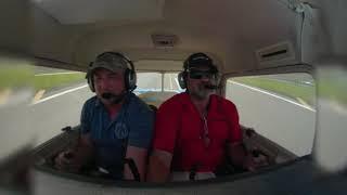 Rolando's Discovery Flight | Valkyrie Aviation | Cessna 150 | San Antonio | Texas
