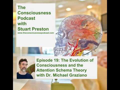 The Consciousness Podcast with Dr Michael Graziano