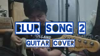 Blur - Song 2 (guitar cover)