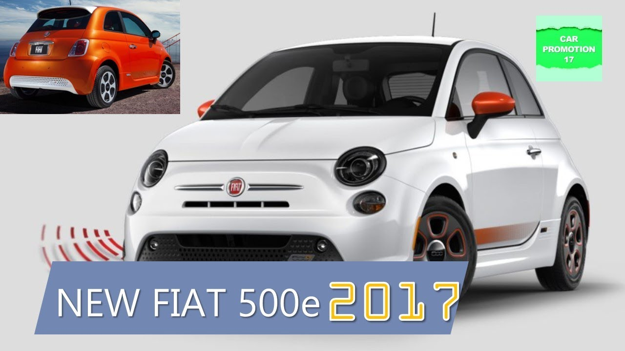 FIAT E New Powertrain Is Electric YouTube - Fiat promotion