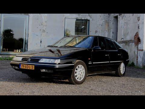 Citroën XM - Black Beauty V6 24v