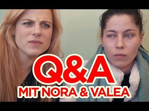 [Q&A] Unter Uns Insider mit Nora und Valea