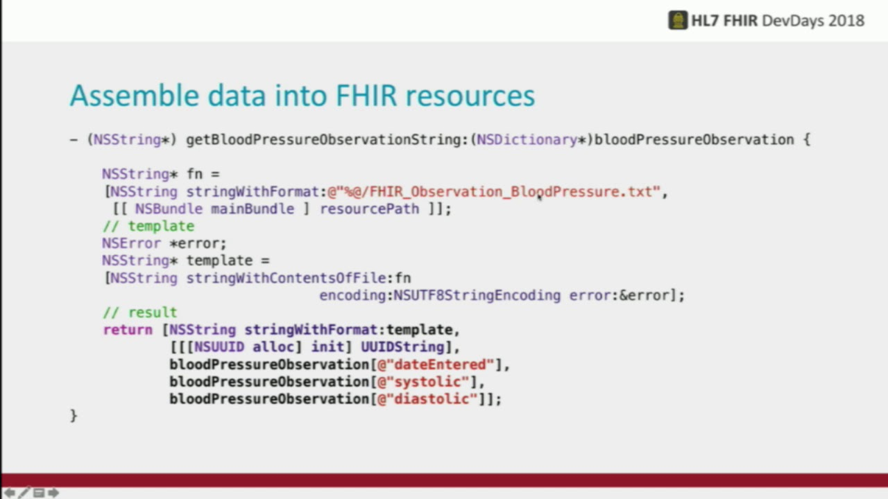 FHIR Projects
