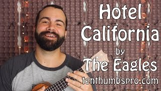 Hotel California - Ukulele Tutorial - Easy Strummer Version
