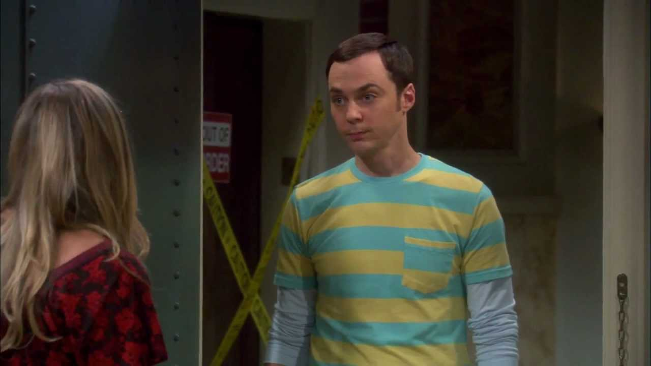 Best of the big bang theory sessel german hd youtube for Sessel james