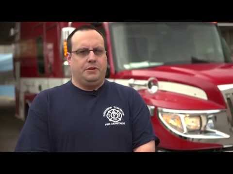 Do you have what it takes to be an EMS first responder?