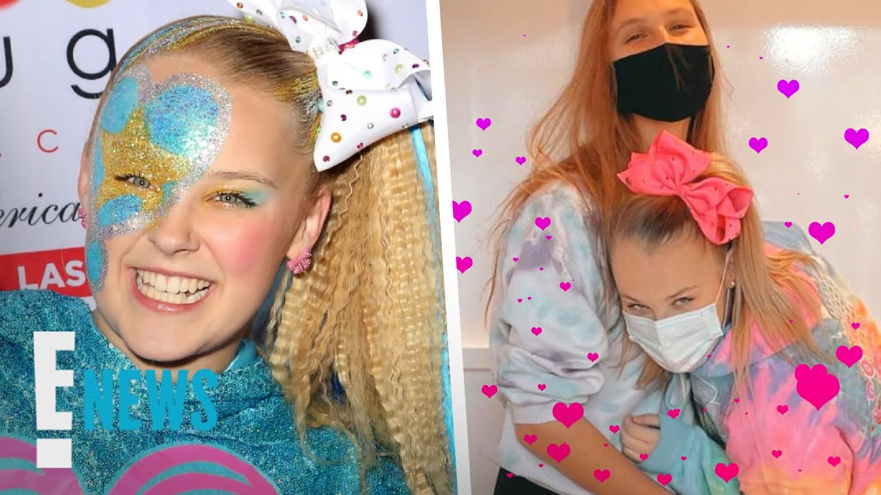 Jojo Siwa Shares First Pics With Girlfriend And Now I Just Miss ...