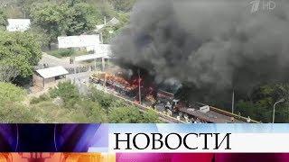 На границе Венесуэлы произошла провокация с американским гумконвоем, о чем предупреждала Москва.