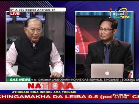 Economic Blockade issue : Manung Hutna 29 November 2016