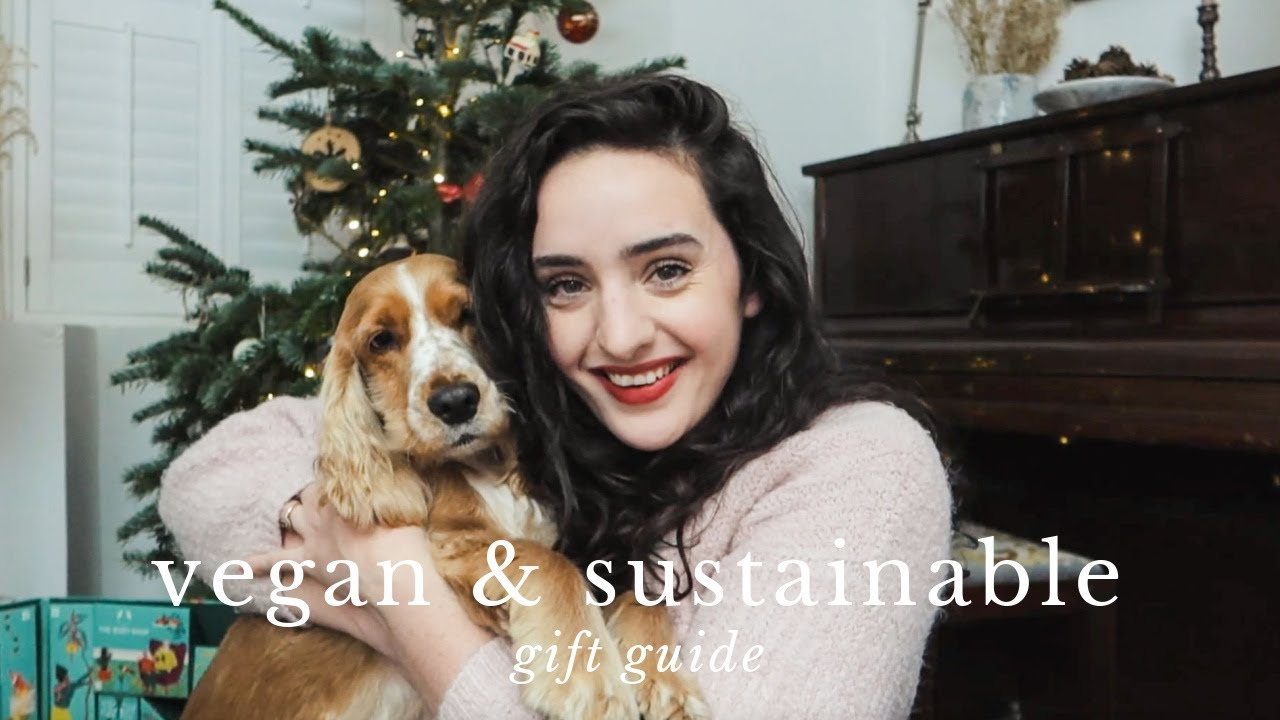 Vegan & Sustainable Gift Guide | Vlogmas Day 6