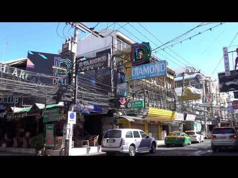 Walking Street Pattaya - During the Daytime