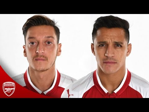 Mesut Özil & Alexis Sanchez - Staying at Arsenal 2017/18
