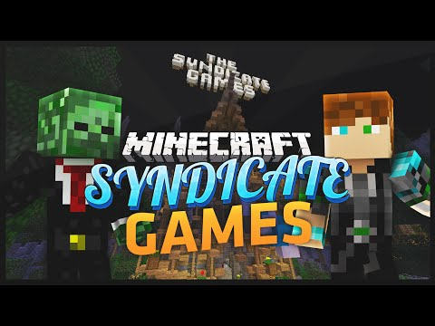 Minecraft: Syndicate Games! | Best Out Of Three! (Multicube.net)